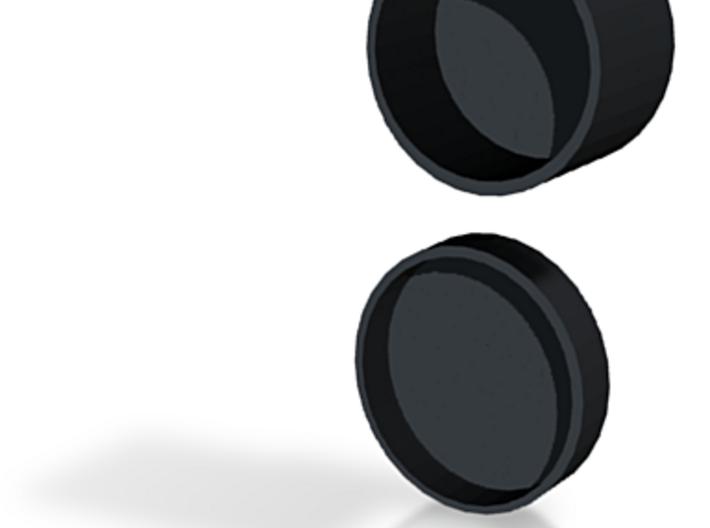 Customizable Round Box Stl on tinkercad 3d printed