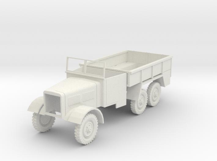 VBA030 German truck Einheitsdiesel 3d printed