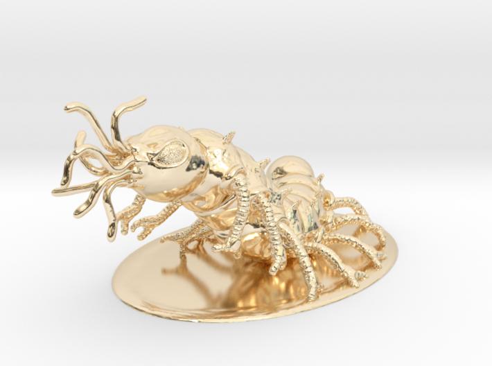 Carrion Crawler Miniature 3d printed
