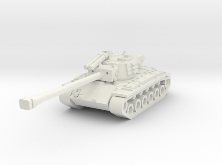 T26E4 SuperPershing 3d printed