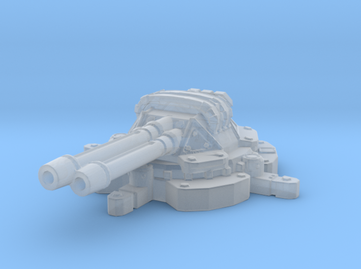 Destiny - Main Guns And Barrels 3d printed