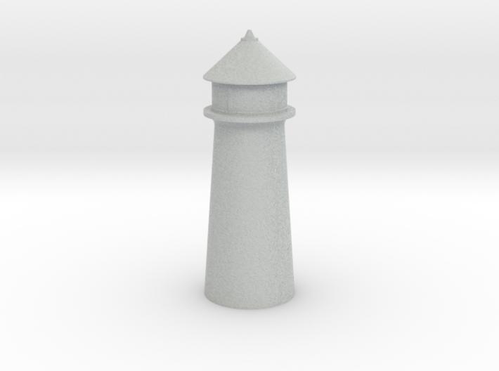 Lighthouse Pastel Blue 3d printed Lighthouse Pastel Blue