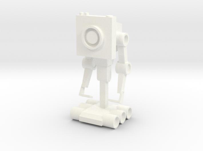 Butter Robot 3d printed