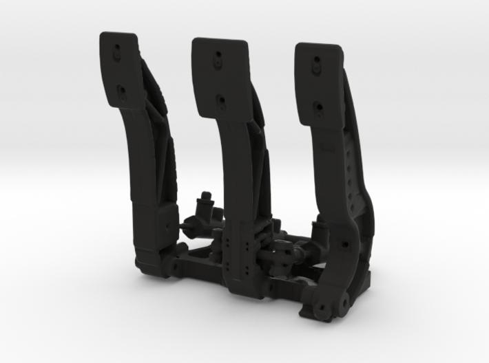 Racing Pedal Box Type 1 - 1/10 3d printed