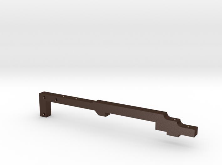 Mogul Frame Ext. REV .625 Plus 1% 3d printed Baldwin 8-12D Mogul Front Frame Extension