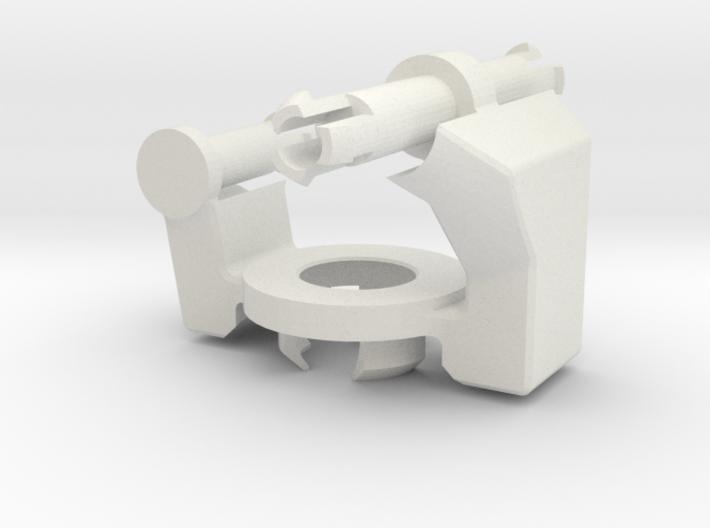 Hand-01-V2 3d printed
