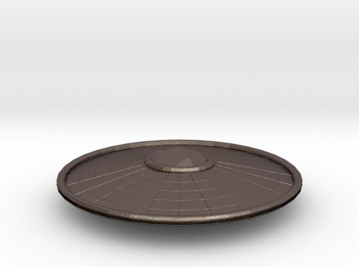 Herc Ufo 3d printed