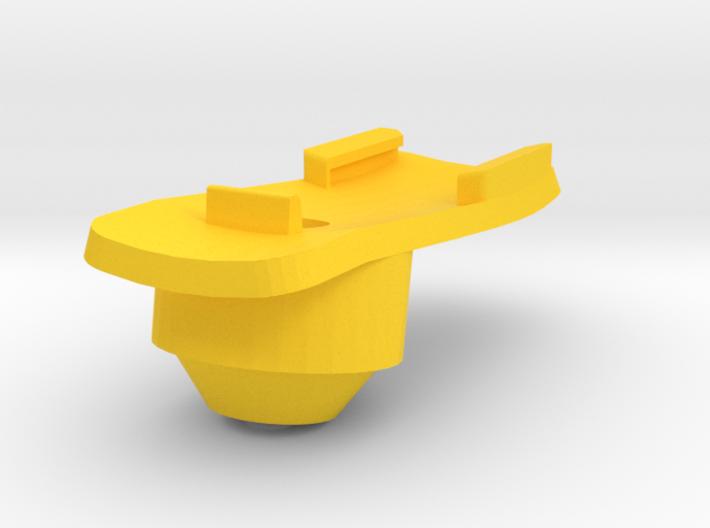 Garmin Stem cap Mount H10D10 3d printed