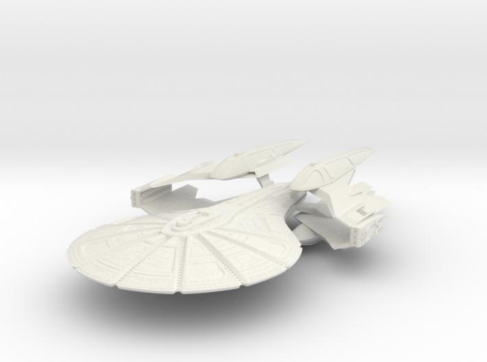 Archer Class X Battleship 3d printed