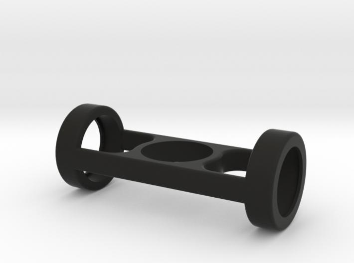 The Centrifuge - Fidget Spinner - EDC 3d printed