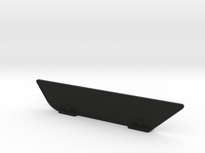 TLR 8IGHT-E 4.0 Stabilizer Fin for stock body 3d printed