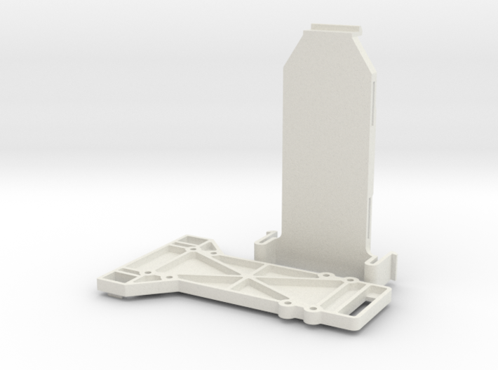 lipo Battery holder 3d printed