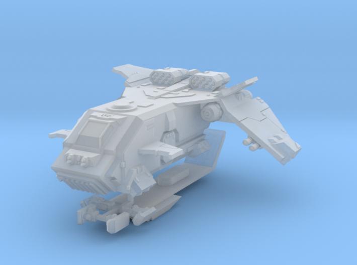 Stormturkey For Upload.v2 3d printed
