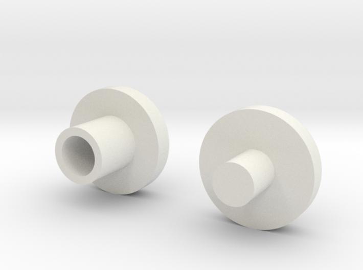 Bearing Plugs 3d printed