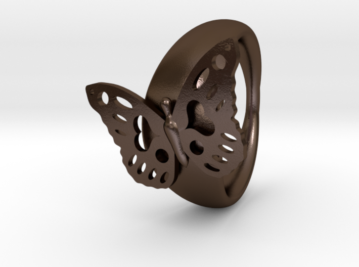 The Custom Ring 3d printed