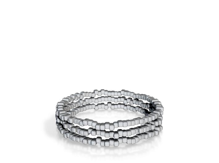 Bracelets Nigella Formosa 3d printed
