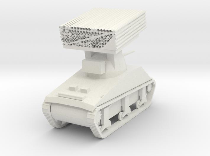 M4 Sherman Calliope 3d printed