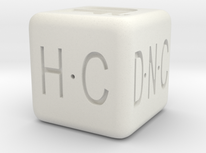 Super Dice for Tuesday : S 3d printed