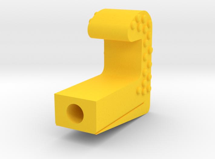 Wrist-fone-3a 3d printed