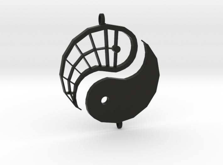 Yin-Yang Friendship Charms 3d printed