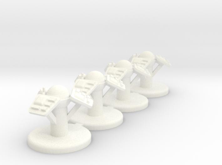 IA Terminal Set 3d printed