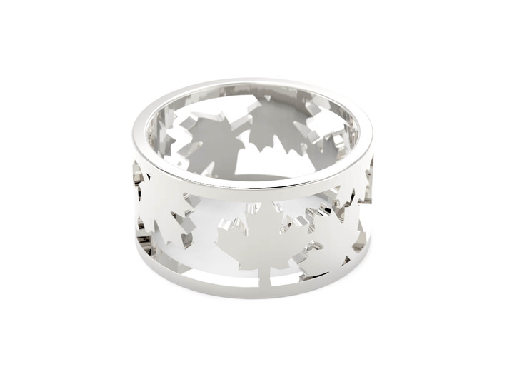 4SEASONS FALL M56 17.8 3d printed 4SEASONS FALL - Premium Silver
