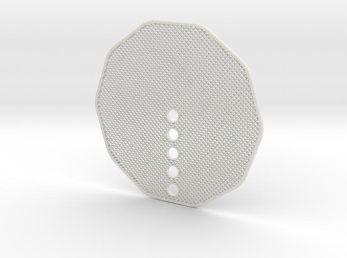Economical Desk Lamp Shade 3d printed