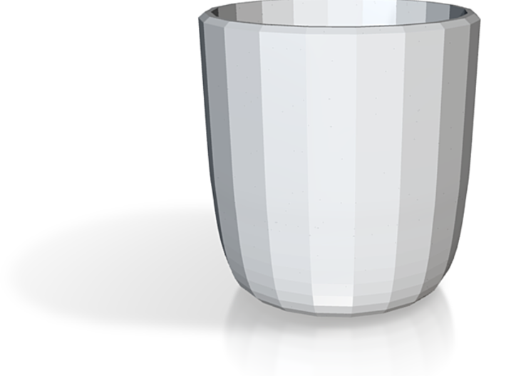 full sized cup 3 3d printed