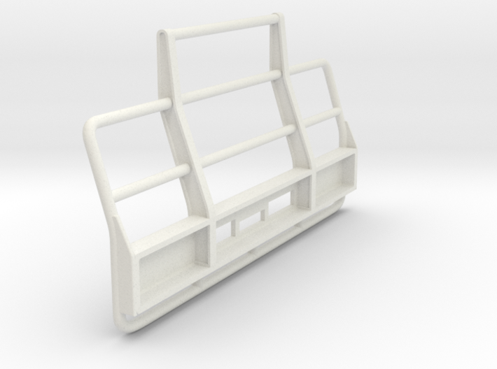 Superliner-bull-bar-182mm-width 3d printed