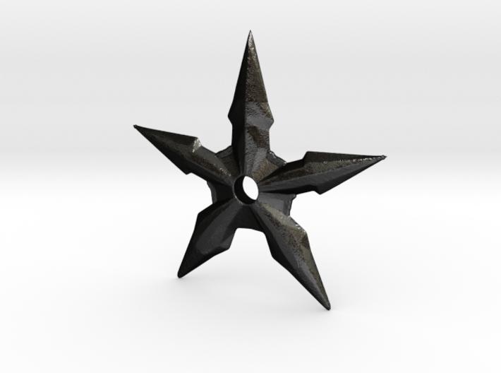 Throwing Star 3d printed