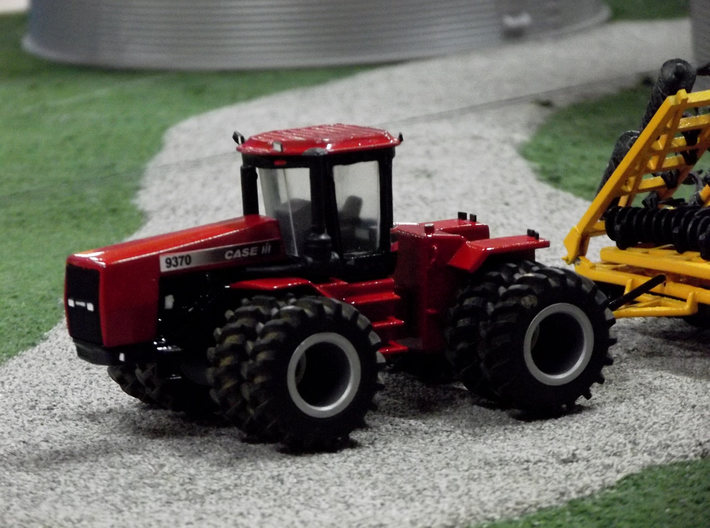 Case IH 9370 Interior 3d printed