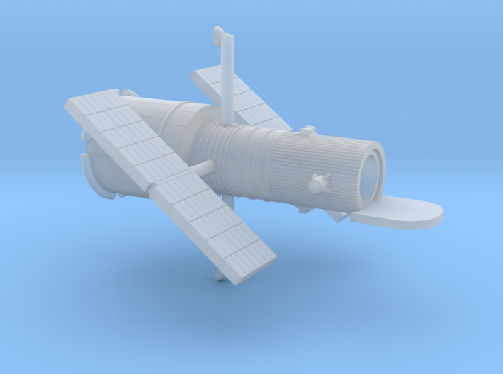 012G Hubble Deployed - 1/500 3d printed