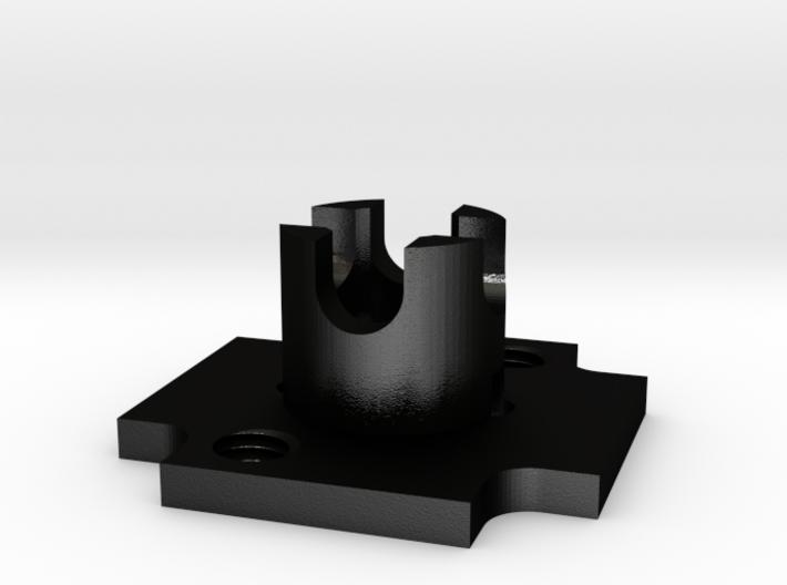hpi WR8 Center Diff Semilock proto 3d printed