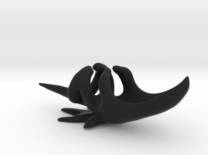 Clow 3d printed