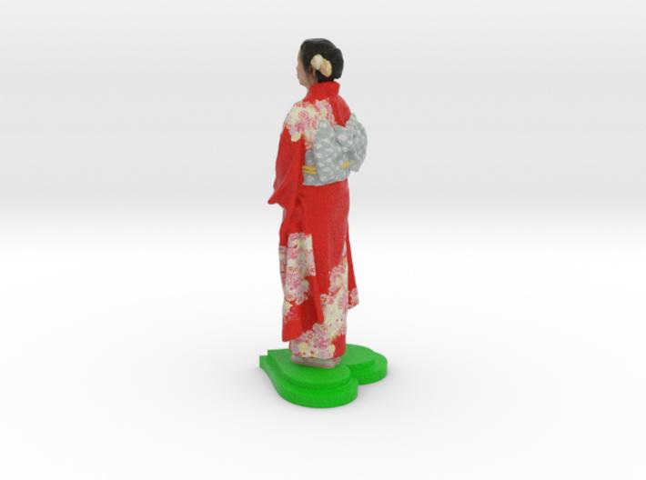 Japanese-Kimono-100mm 3d printed