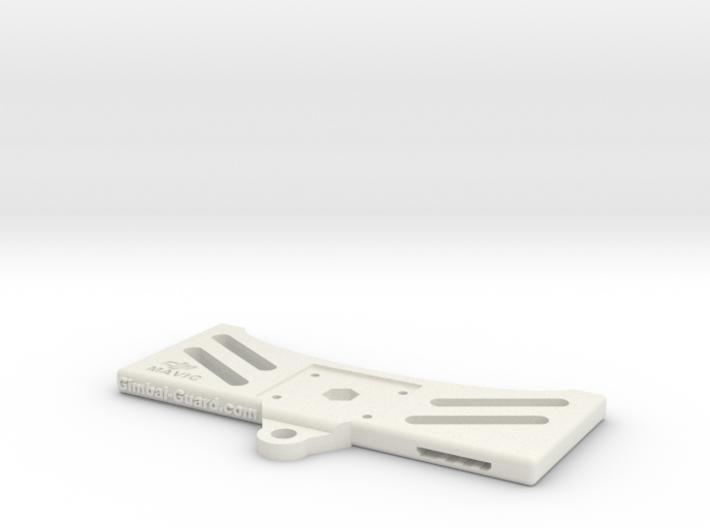 Main Plate - Dji Mavic Tablet Holder Adaptor 3d printed