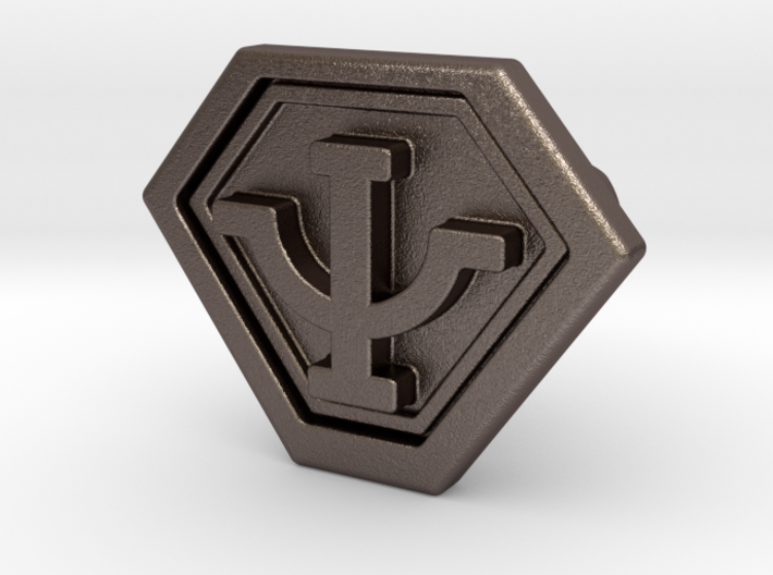 Babylon 5's Psy Corps Ring 3d printed