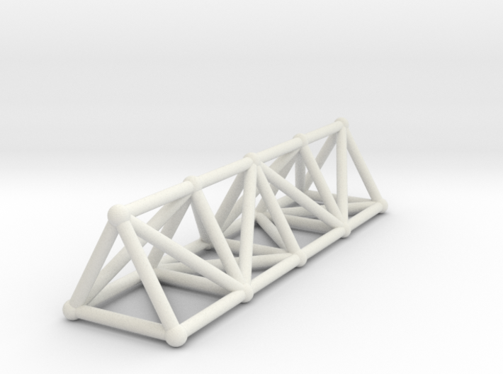 Basic Structure 3d printed