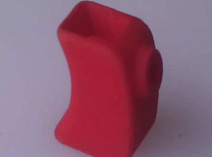 Cover for throttle trigger, Sanwa M12 , M12RS or M 3d printed photo seul