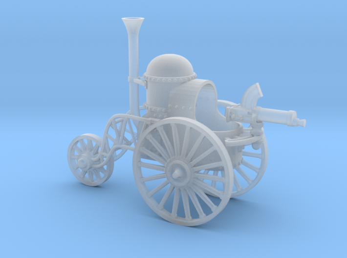 Battle Tricycle 3d printed