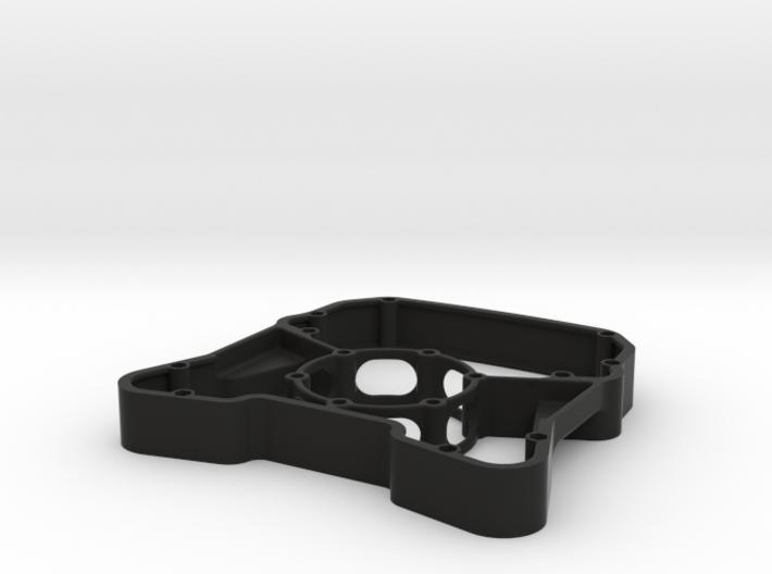 Button Plate Enclosure - Fits Momo Mod 30, Mod 88, 3d printed