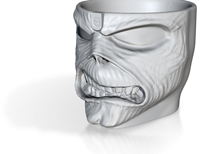 Iron Maiden Eddie Cup 3d printed