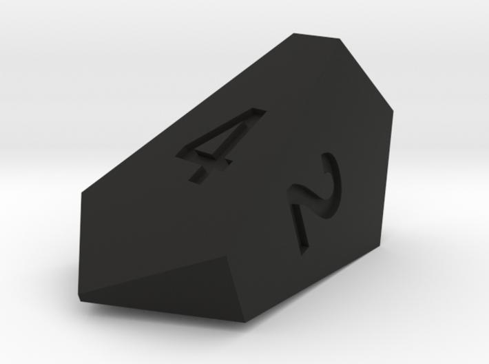 d4 Truncated Isosceles Tetrahedron 3d printed