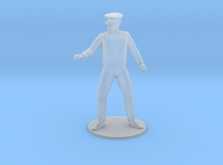 Gas Attendant 3d printed