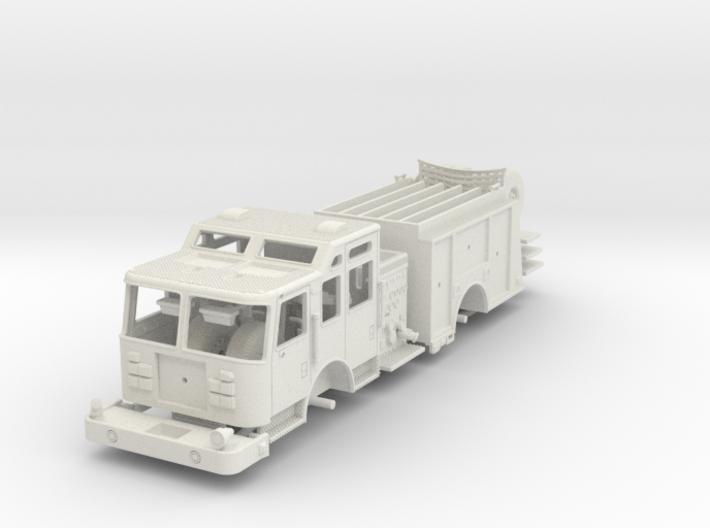 1995-1996 Philadelphia KME engine 1/64.stl 3d printed