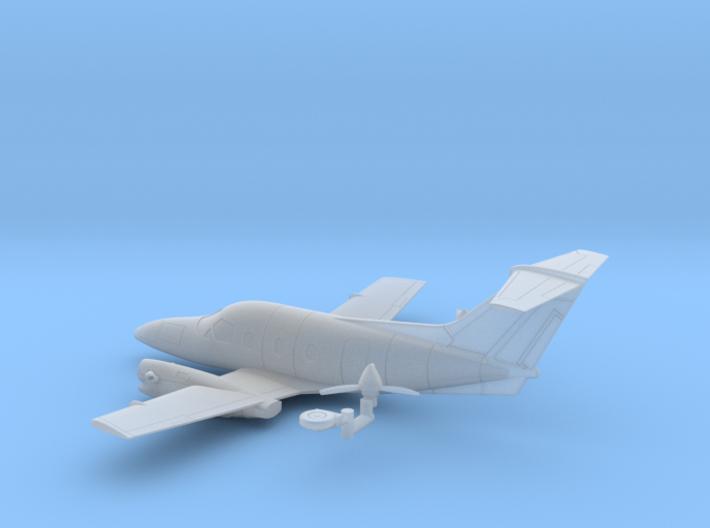 032A EMB-121 Xingu 1/144 3d printed