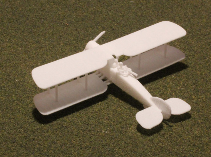 Bristol F.2A Fighter 3d printed Printed 1:144 Bristol F.2A in WSF