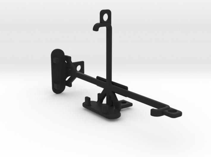 Acer Liquid Z410 tripod & stabilizer mount 3d printed