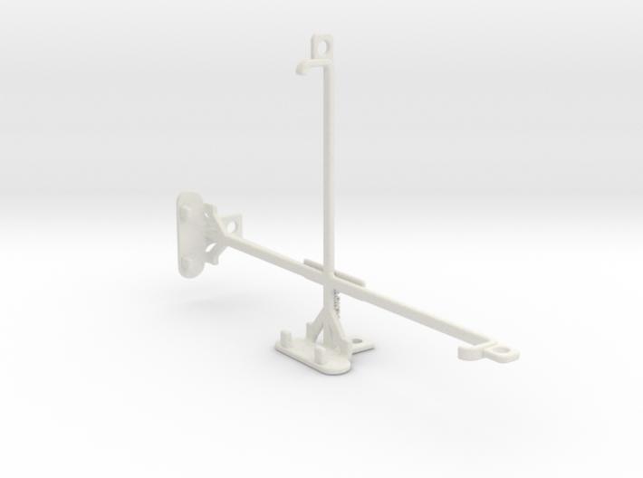 Asus Google Nexus 7 Cellular tripod mount 3d printed