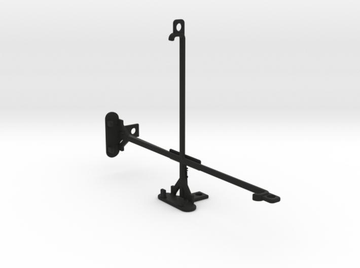 Apple iPad mini 2 tripod & stabilizer mount 3d printed